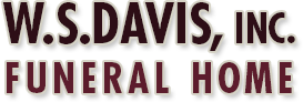 W S Davis Funeral Home